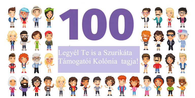 Rendszeresen szeretném támogatni a Szurikáta Alapítványt! >>>