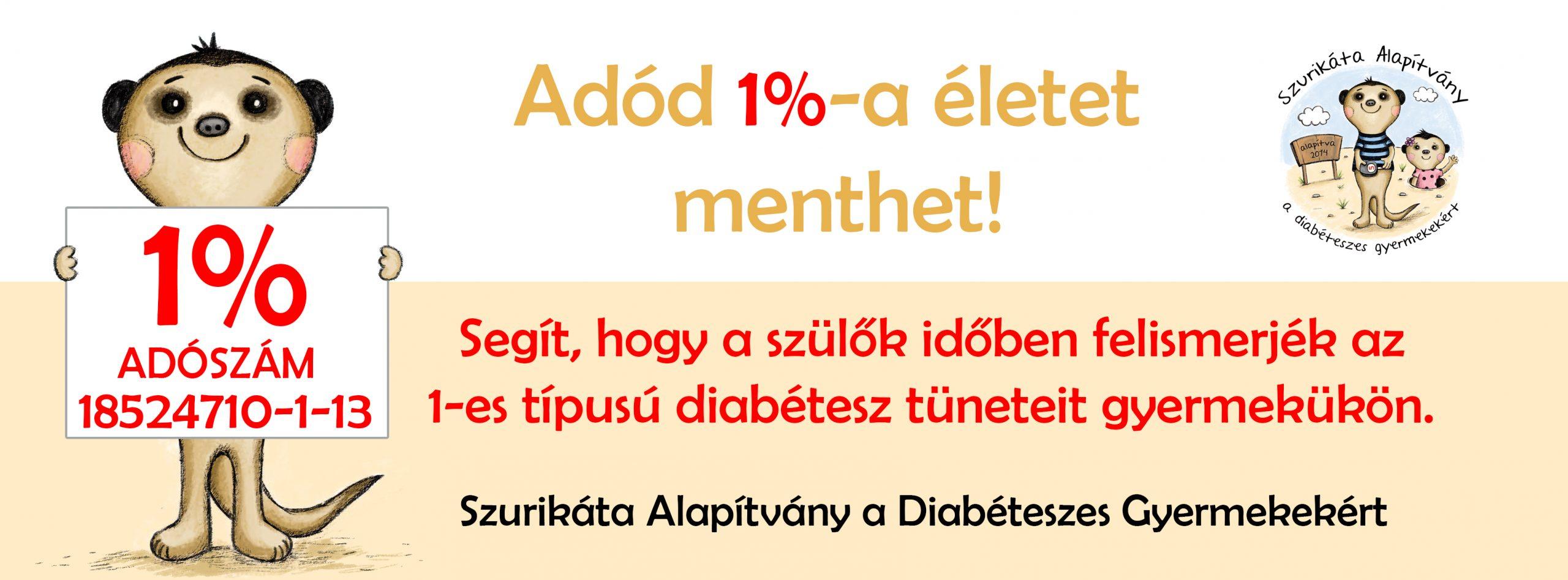 a diabéteszes gyermekekért